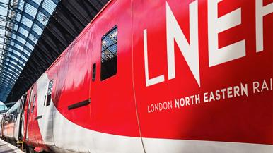 LNER HELPS CUSTOMERS TO RECYCLE ON THE MOVE
